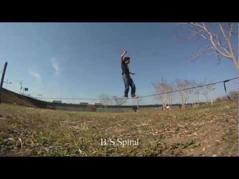 YouTube – NewTricks: B/S Spiral スパイラル& B/S FreeFallフリーフォール