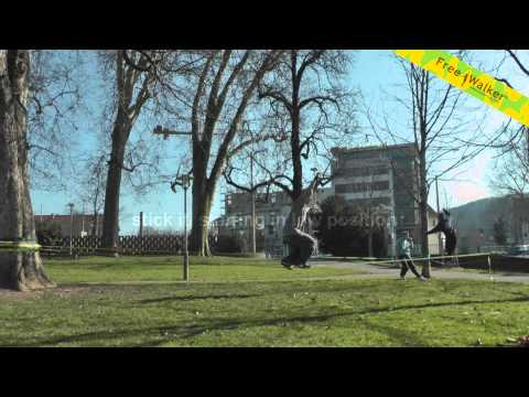 YouTube – Gambit Origins Backbounce Tutorial Freewalker Slacklines バックバウンスチュートリアル