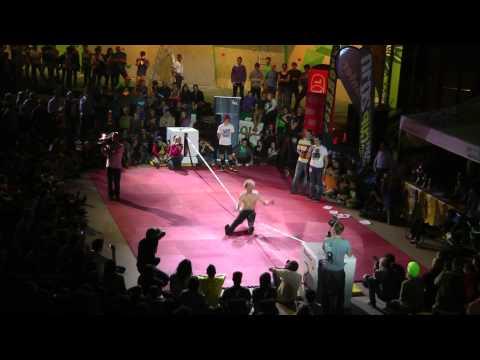 YouTube – Gibbon Slackline WorldCup @ IMS – Finals in Brixen / Italy