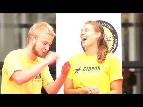 GIBBON SLACKLINES OUTDOOR OPEN!のダイジェスト動画と来週のワールドカップinオーストリア
