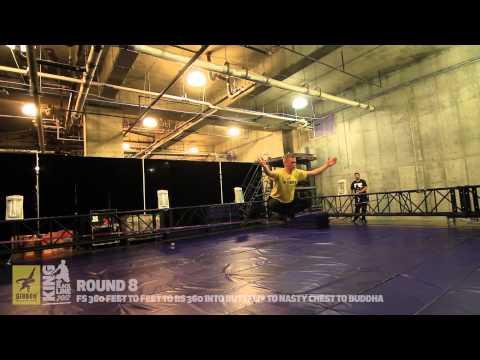 クィーンオブスラックライン2012の決定とキングオブスラックライン第8ラウンド