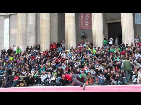 ワールドカップinミュンヘン2011の公式動画—Slackline WorldCup 2011 Munich – Official video