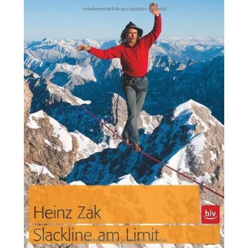 2013年スラックラインの書籍の紹介