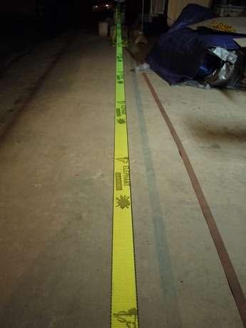 エレファントスラックラインズ-フラッシュライン黄色