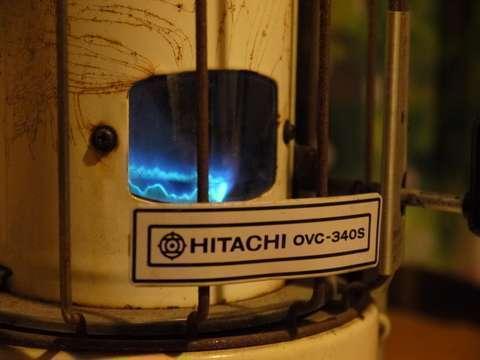 HITACHI モデル名-OVC-340S